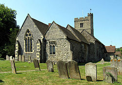 St. Mary's Lenham Kent UK